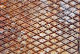 rusty metal pattern