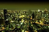 Osaka by Night, Japan