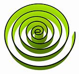 E spiral