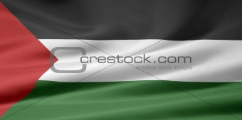 Flag of the Palestine State