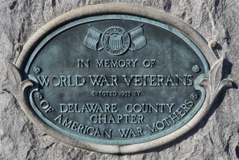 Cemetery Headstone - world war veterans
