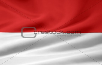 Flag of Hesse - Germany