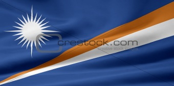 Flag of the Marshall Islands
