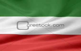 Flag of North Rhine-Westphalia