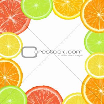 Citric frame