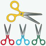 scissors collection