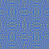 seamless blue retro texture