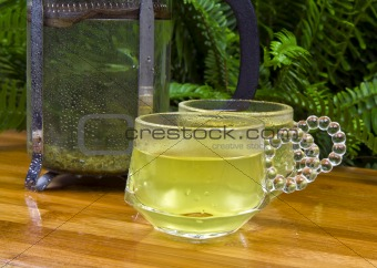 Nature's Green Tea