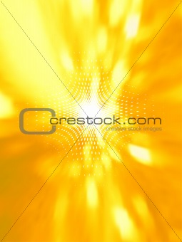 abstract sunshine, vector