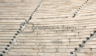 Ancient theater of Acropolis