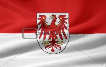 Flag of Brandenburg - Germany