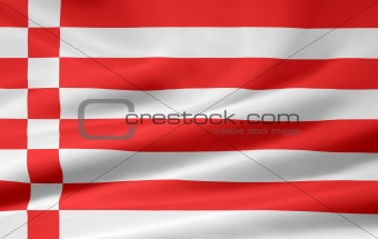 Flag of Bremen - Germany