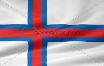 Flag of the Faroer Islands