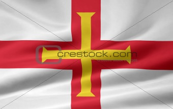 Flag of Guenrsey