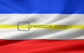Flag of Mecklenburg Vorpommern - Germany