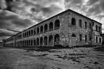 Fort Ricasoli Barracks