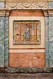 Roman Wall Fresco