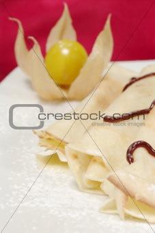 Palatschinken (Pancakes)