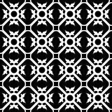 symmetrical flower pattern