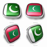 3d pakistan and maldivesflag button