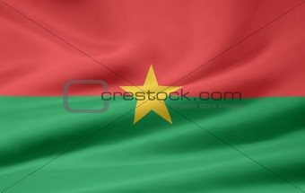 Flag of Burkina Faso