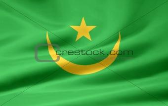Flag of Mauretania