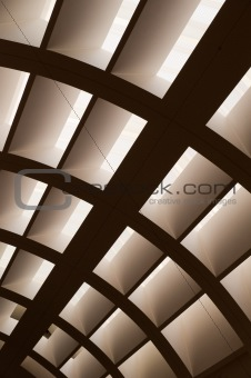ABSTRACT CEILING HORIZONTAL