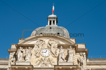 Luxembourg Palace - Top Details