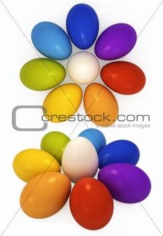 3d eggs