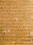 Egyption hieroglyphs