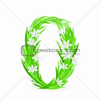 Alphabet symbol