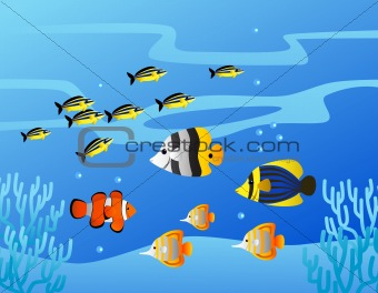 ... image description sea life vector keywords animal sea sea life