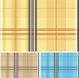 plaid check pattern design