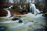 waterfall silver jet