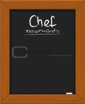 chef's suggestion