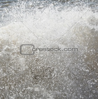 Wave on Black sea