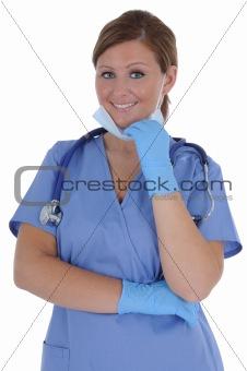 Female Nurse 09