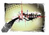 internet poster
