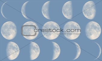 Moon Phases - day