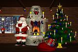Santa is coming at Home