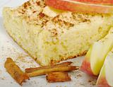 Applecake with Cinnamon