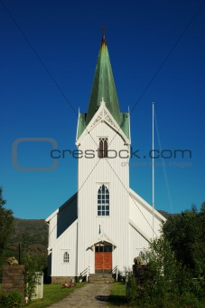 Church in Northern Norway