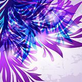 floral background, eps10