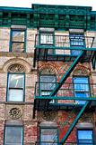 Lower East Side Building