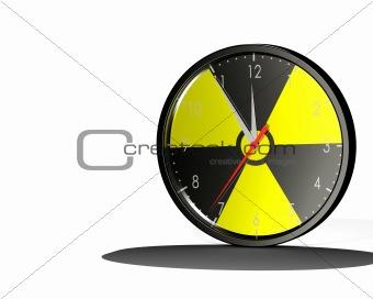 Clock nuclear