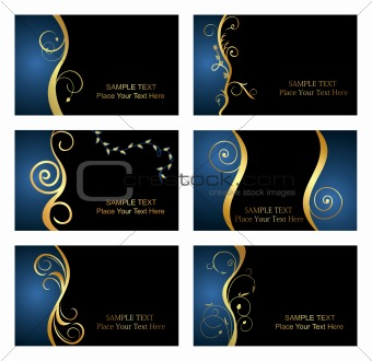 Business detailed cards