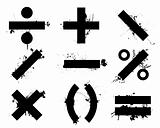 math symbols