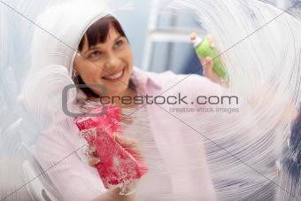 Practical woman