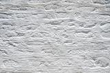Texture of a white plastered Wall