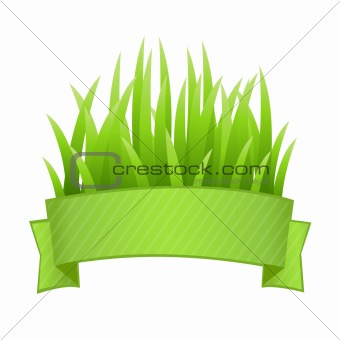 Grass Banner